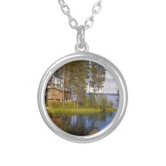 Hütte Finnland Amuletten