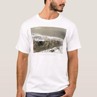 Hütten und warme Kleidung für den Armee-Krimkrieg T-Shirt