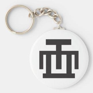 HWE MU Symbol DUA | der Schlüsselanhänger