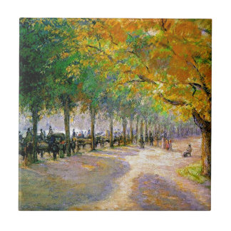 Hyde Park, London durch Camille Pissarro Fliese
