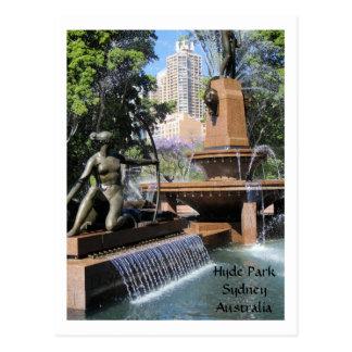 Hyde Park Postkarte