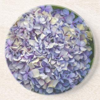 Hydrangea-Blume Getränkeuntersetzer