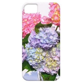 Hydrangea-Blumenstrauß iPhone 5 Etui