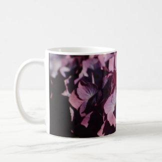Hydrangea-Blüte Kaffeetasse
