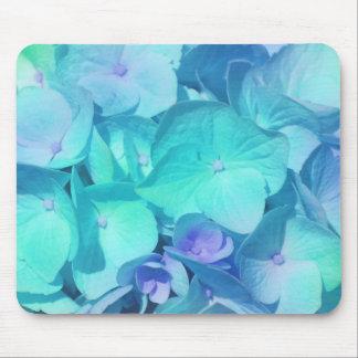 Hydrangea-Muster 2 Mousepad