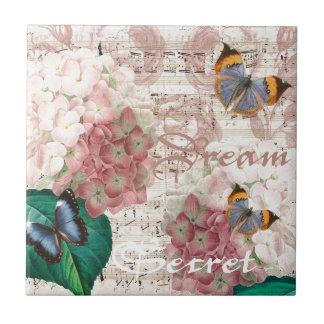 Hydrangea-Traum Keramikfliese