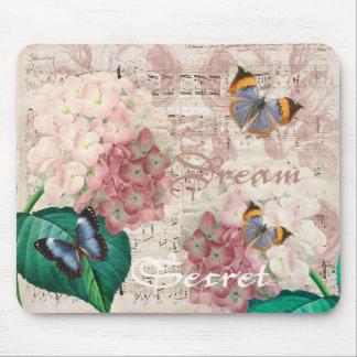 Hydrangea-Traum Mousepad