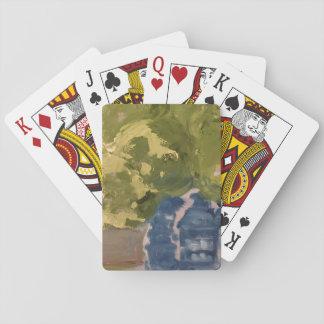 Hydrangeas Spielkarten