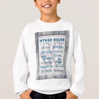 Hygge Regeln Sweatshirt