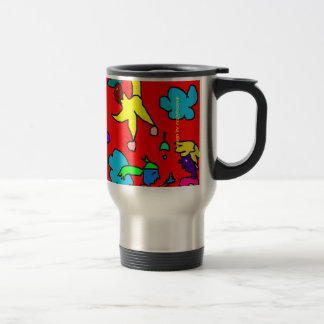 hype-party - Thermo-Tasse Edelstahl Thermotasse