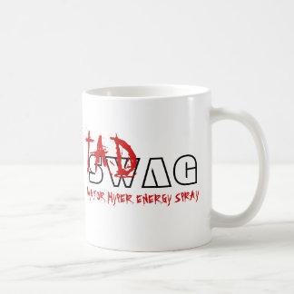 Hyper Energie Spray TAD Swag-Majors- Kaffeetasse