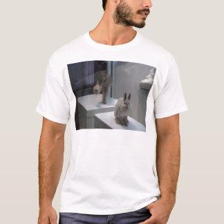 Hyper Luchs lässt Kreuzhasen (a) laufen T-Shirt