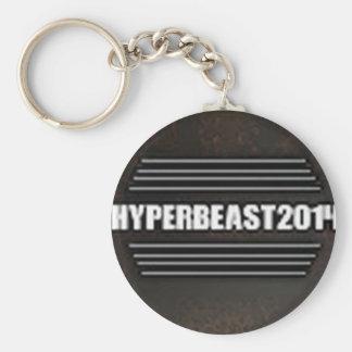 Hyperbeast SCHLÜSSELRING 2014 Schlüsselanhänger