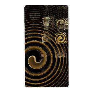Hypnose-abstraktes Kunst-Fraktal