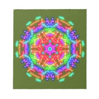 Hypnose Notizblock