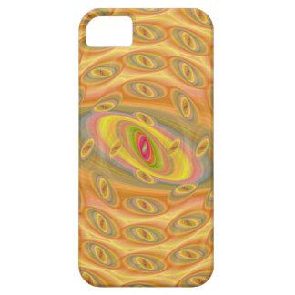 Hypnotische Augen des Sun Schutzhülle Fürs iPhone 5