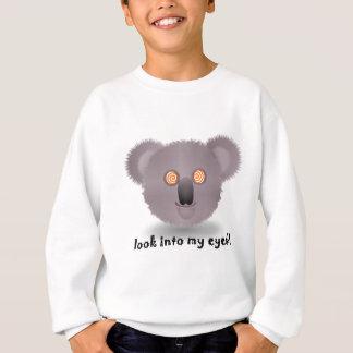 hypnotischer Koalabär Sweatshirt