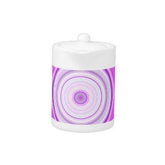 Hypnotischer Kreis lila
