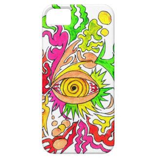 Hypnotisches Auge Etui Fürs iPhone 5