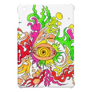 Hypnotisches Auge iPad Mini Hülle