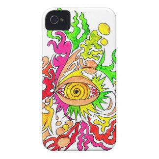 Hypnotisches Auge iPhone 4 Case-Mate Hülle