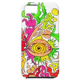 Hypnotisches Auge iPhone 5 Hülle