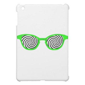 Hypnotize Sonnenbrille-grüne Kante das MUSEUM Hülle Für iPad Mini