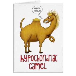 Hypochondrisches Kamel Karte