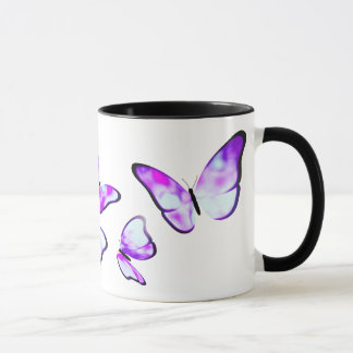 Hyriopsis Perlen-Blick-Schmetterlings-Tasse Tasse