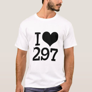 I ♥ 297 Shirt