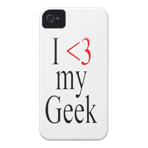 I <3 mein Aussenseiter iphone Fall iPhone 4 Cover