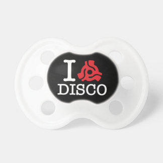 I 45 Adapter-Disco Schnuller