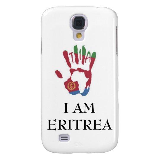 I AM ERITREA GALAXY S4 HÜLLE