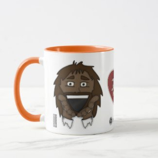 I am faithful to you - Jesus HeartSkills - Orange Tasse