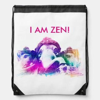 I AM ZEN - SPORTS TURNBEUTEL