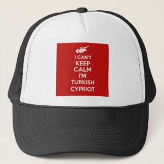 I behalten Cnt türkischen Zyprioten der Ruhe-Im Truckerkappe