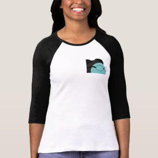 @i_ben_fine Twitter-Logo T-Shirt