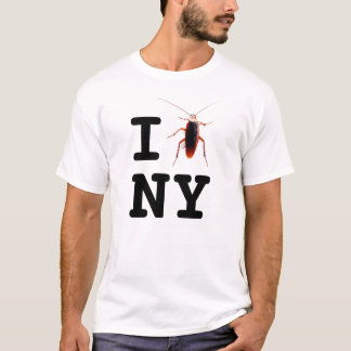 I der Männer [Schabe] NY T-Shirt