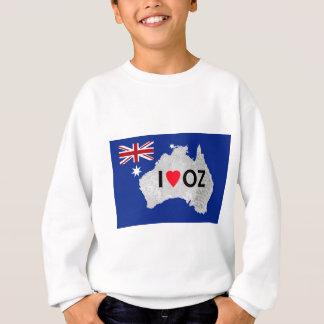 I der T - Shirt des Liebe-Unze-Logo-jugendlich