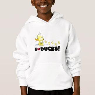I duckt Liebe T-Shirts und Geschenke