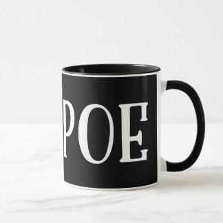 I [Edgar Allan Poe] Poe Tasse