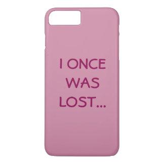 I einmal war verloren… Telefon-Kasten iPhone 8 Plus/7 Plus Hülle