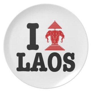 I Erawan (Liebe) Laos Teller