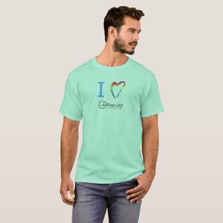 I erster UU T - Shirt der Liebe-