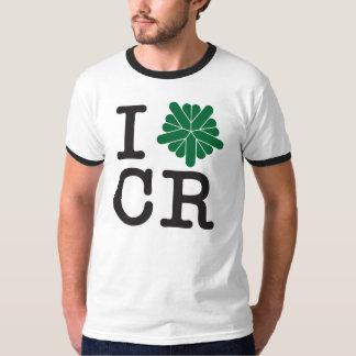 I etwas der T - Shirt der Zederrapids-Männer