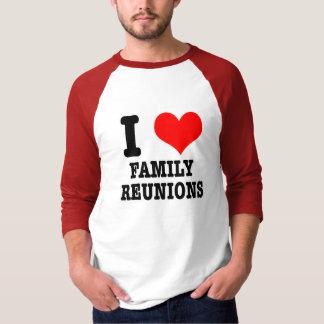 I FAMILIEN-WIEDERVEREINIGUNGEN DES HERZ-(LIEBE) TSHIRT