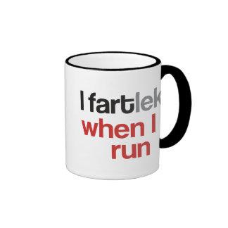 I FARTlek wenn ich © - lustiges FARTlek laufen la Kaffeetassen