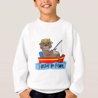 I fischt Otter Sweatshirt