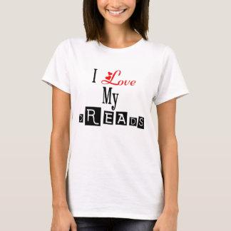 I fürchtet die meine Liebe T-Shirt