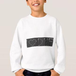 I Gel des Herzens DNS Sweatshirt